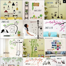 Happy everyday---wall sticker--wall decal-new stock coming more designs