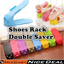 【Bundles of 10PCS】★11.11 Event SALE★Lowest Price★Shoe Rack★Shoe Stacker★Shoe Organizer