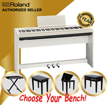[Local Authorised Seller] Roland FP-30 Digital Piano (88 Keys Piano Keyboard)