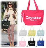 repetto ★ 8 colors tote bag ladies tote bag tote bag mail service available instant delivery Repetto repetto ballet sub bag eco bag Kids S / L size simple and cute design various storag