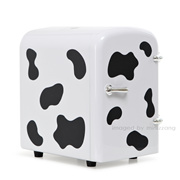 Mini cooling heating cabinet 4L DJ-65 / cosmetic refrigerator / home / office / car / useful / handy / COOL / WARMER
