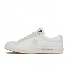 Converse One Star OX x Carhartt WIP White (Code: 162821C) [Preorder]