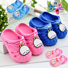 2017 Outdoor Shoes Sandal Slippers Lightweight slipper boy shoes girl slipper couple summer slippers