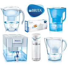 Brita Licensed Dealer for Water Filter Jugs and Filter Cartridges of up to 50% Off Retail Price