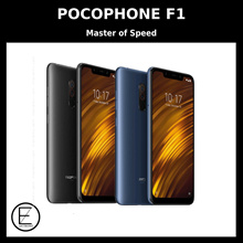 XIAOMI POCOPHONE F1 ORIGINAL BUILT-IN GLOBAL ROM / EXPORT SET