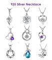 48 TYPE ~ 925 Silver Korea Fashion Necklace