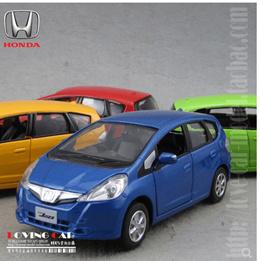 Yufeng Guangzhou Honda Fit FIT / JAZZ Sedan Alloy Pull Back Toys Alloy pull back toy car model