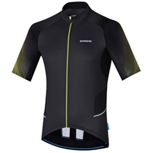 SHIMANO (Shimano) Mirror cool jersey Spring and summer cycling wear