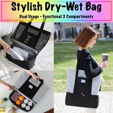 ★BESTSELLER★ Waterproof Bag/Gym Bag/Sports bags/Travel Bag/Duffel bag/Shoe Compartment