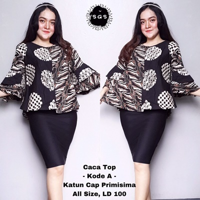 Blouse Caca Top