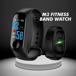 M3 fitness band watch