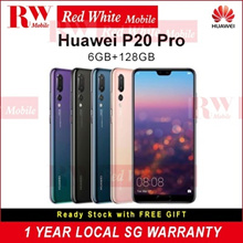Huawei P20 Pro Local Warranty