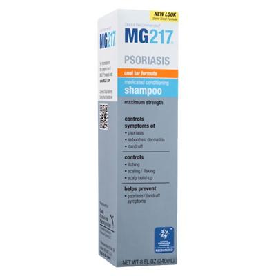 Walgreens MG217 Medicated Conditioning Coal Tar Formula Shampoo