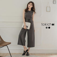 TOKICHOI - Sleeveless Romper-181168-Winter