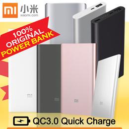 Xiaomi Mi Gen 3 Powerbank 10000mAh 20000mAh 2C Baseus Remax Awei 30000mAh Wireless Power Bank