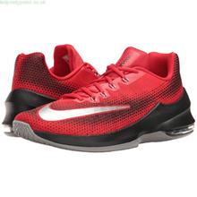 Mens Nike Air Max Infuriate Low Basketball Shoes