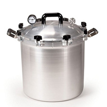 [ALL AMERICAN] 910 - -Quart Pressure Cooker/Canner