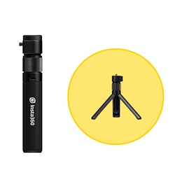 Insta360 One X New Gen Bullet Time Handle Tripod Bundle Set with Invisible Selfie Stick