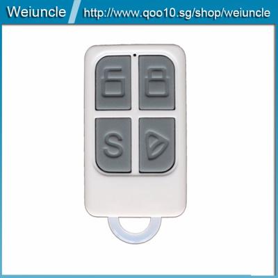 New Door Sensor 4 Key Wireless Remote Controller Control Switch 433MHz For  Home Garage Door