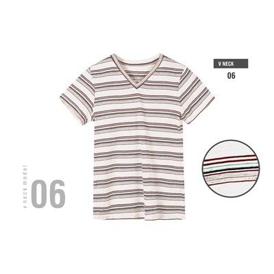 V-neck stripe 6
