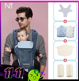 [POGNAE]NEW Pognae No5 PLUS /Pognae No5 Hipseat/ 5 colors Available/  baby carri