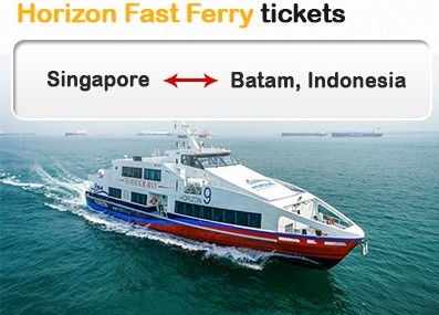 [A1 Travel] BATAM FERRY TICKET Deals for only S$48 instead of S$48