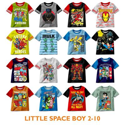 Spesial Edition - Superheroes Umur 0 - 10 Tahun