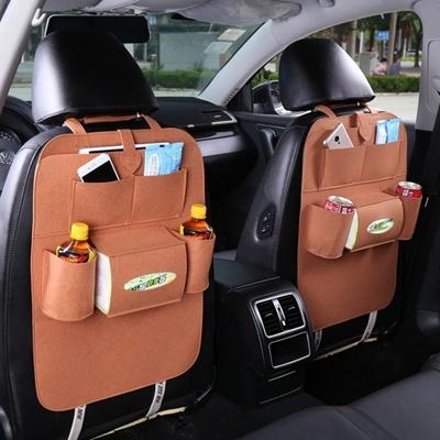 Car Seat Pocket Bag Bin Catch Caddy