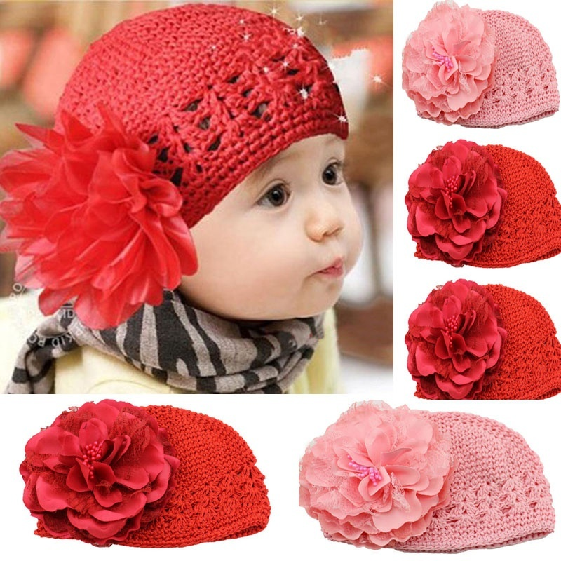 9f3e6e079be fit to viewer. prev next. Flower Toddlers Infant Baby Girl Lace Hair Band  Headband Headwear Hat Crochet