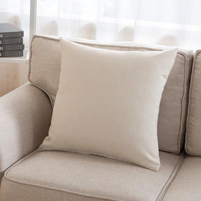 Qoo10 Plain Cloth Sofa Cushion Headrest Backrest Pillow Pure