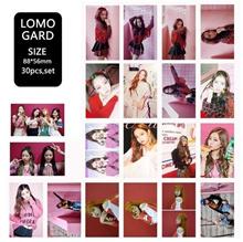 30pcs/set Kpop BLACKPINK As If It s Your Last Poster Photo Card Lomo Card