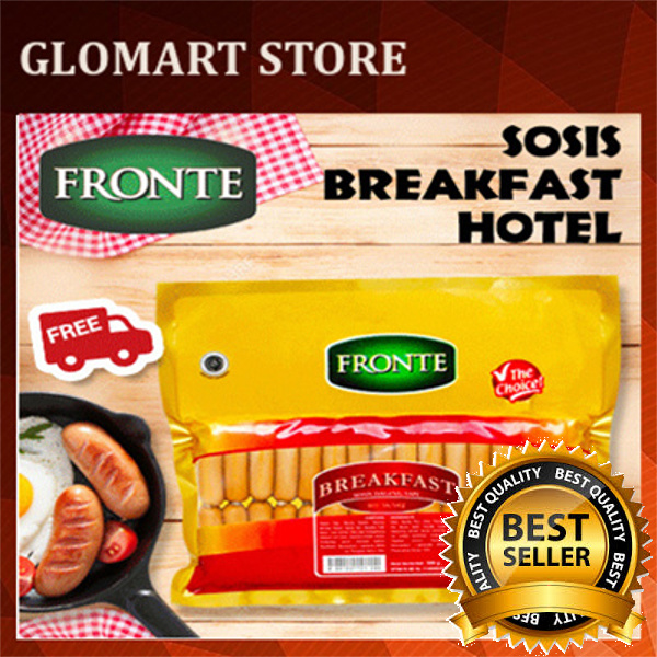 Sosis Fronte Breakfast Hotel 1KG Deals for only Rp95.000 instead of Rp95.000