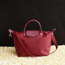 Morgena short thick dumpling bag Messenger bag LV Taiga leather flip dumpling bag female bag medium