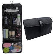 9fdacec25ca5 Hanging Toiletry Bag Travel Kit for Men and Women Waterproof Wash Bag  Compact Makeup Organizer Bag