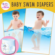 DIA1: Restock 22/10/18 Dispossable swimming pants Baby Baby swim diaper baby swimming diaper