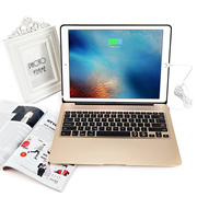 Quick View Window OpenWish. rate:0. For iPad Pro 12.9 Aluminum Keyboard Case with 7 Colors Backlight Backlit Wireless Bluetooth ...