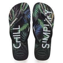 Havaianas Top Tropical Sandal Black
