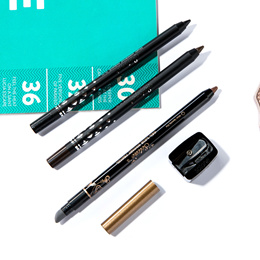 Star Solone eyebrow pencil powder eyebrow brushes eyebrow brush sweat automatic durable waterproof m
