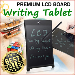 LOCAL WARRANTY LCD Writing Tablet Color Drawing Board Sketch Digital Memo Paperless Notepad