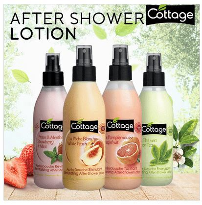 [COTTAGE] AFTER SHOWER LOTION 200 ML Deals for only Rp64.500 instead of Rp64.500
