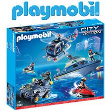 Playmobil Police Tactical Unit Set 9043