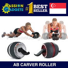 SG Seller★Vertical abs Cruncher Easy and Foldable ★Trainer Workout Bench Indoor ★ Home Gym Foldable
