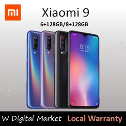 NEW 2019 XIAOMI 9 / MI 9 SE / Black Shark 2/MI MIX 3/ Redmi K20 With Google Playstore/ Local Warrant