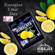 [4 Boxes x 12 Packets] Refreshing Himalaya Salt Candy