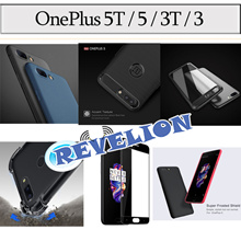 [NEW] ★Stocks in SG★ OnePlus 5T / OnePlus 5 / OnePlus 3 | 3T Case Casing Cover Screen Protector
