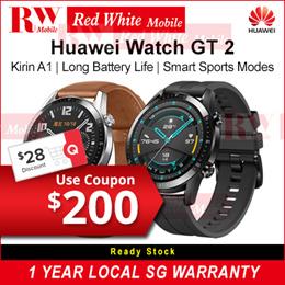 Huawei Watch GT 2-Huawei Singapore Warranty Set