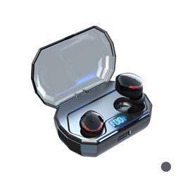 【藍芽耳機】TWS-R10 藍牙5.0 無線耳機 運動 藍芽耳機 觸控 播放控制 防汗 防水 通話 降噪