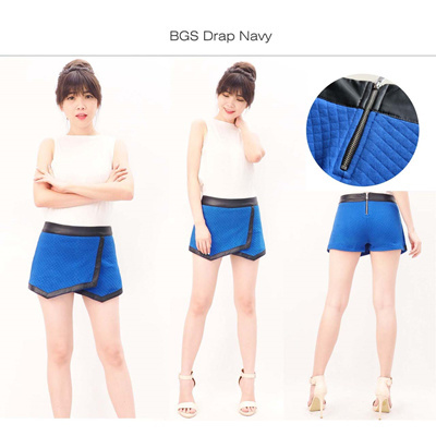 BGS Drap Navy