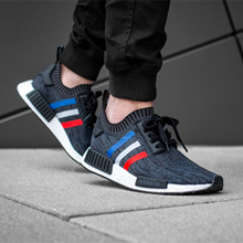 Best quality More styles colors Mens ADID AS Originals NMD PK R1 BOOST running shoes Sneaker
