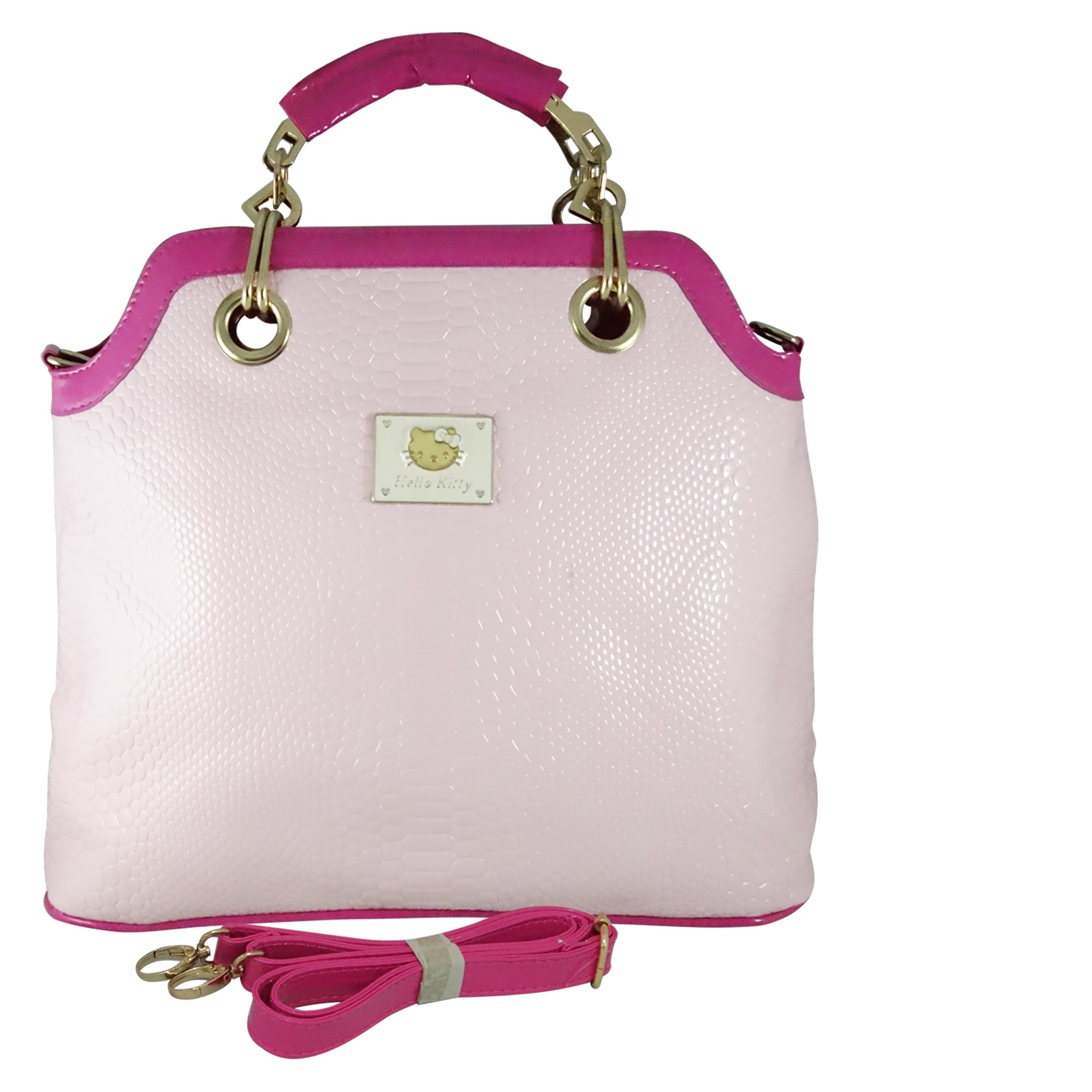 4527599f5 fit to viewer. prev next. Women Bag Character Hello Kitty Blush Pink